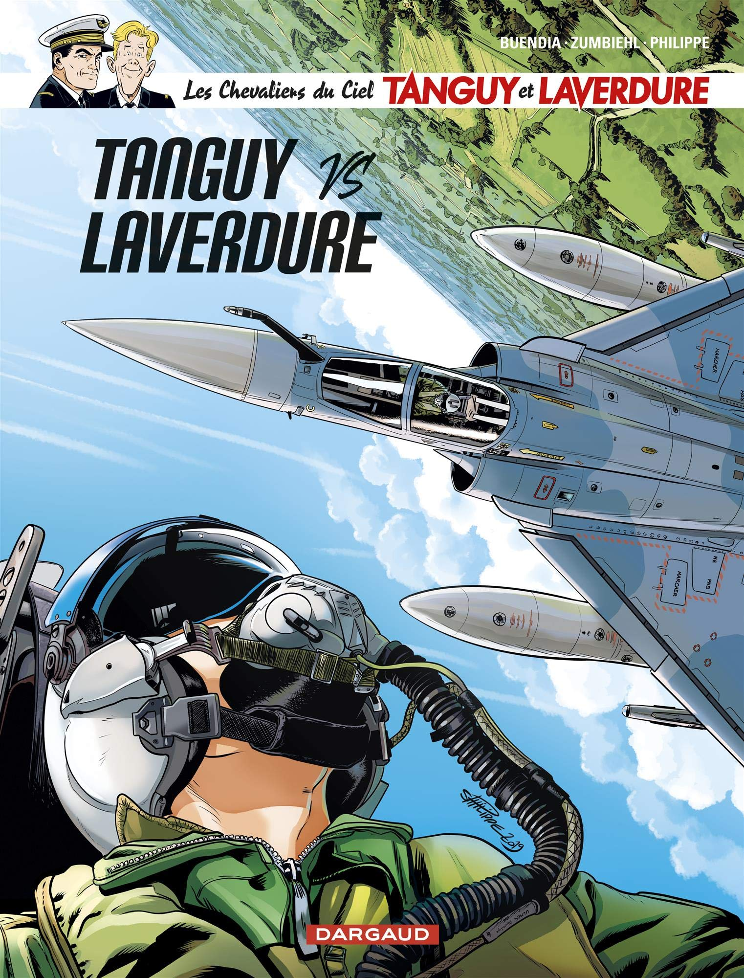 Les chevaliers du ciel Tanguy et Laverdure 9 - Tanguy vs. Laverdure
