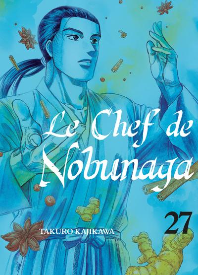Le Chef de Nobunaga 27