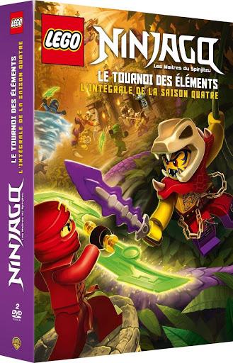 Ninjago 4 - Le tournoi des éléments