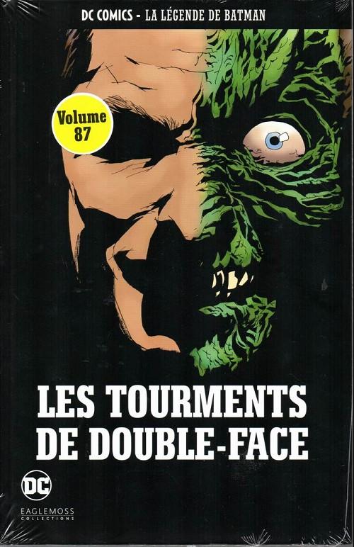 DC Comics - La Légende de Batman 87 - Les Tourments de Double-Face