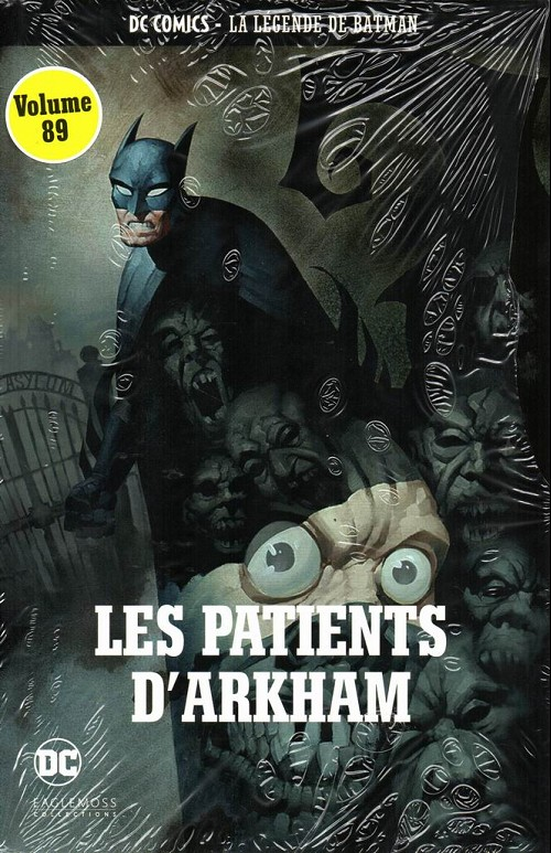 DC Comics - La Légende de Batman 89 - Les Patients d'Arkham
