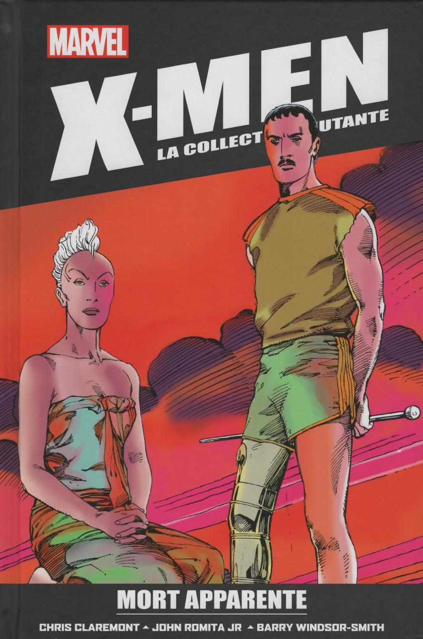X-men - La collection mutante 17 - mort apparente