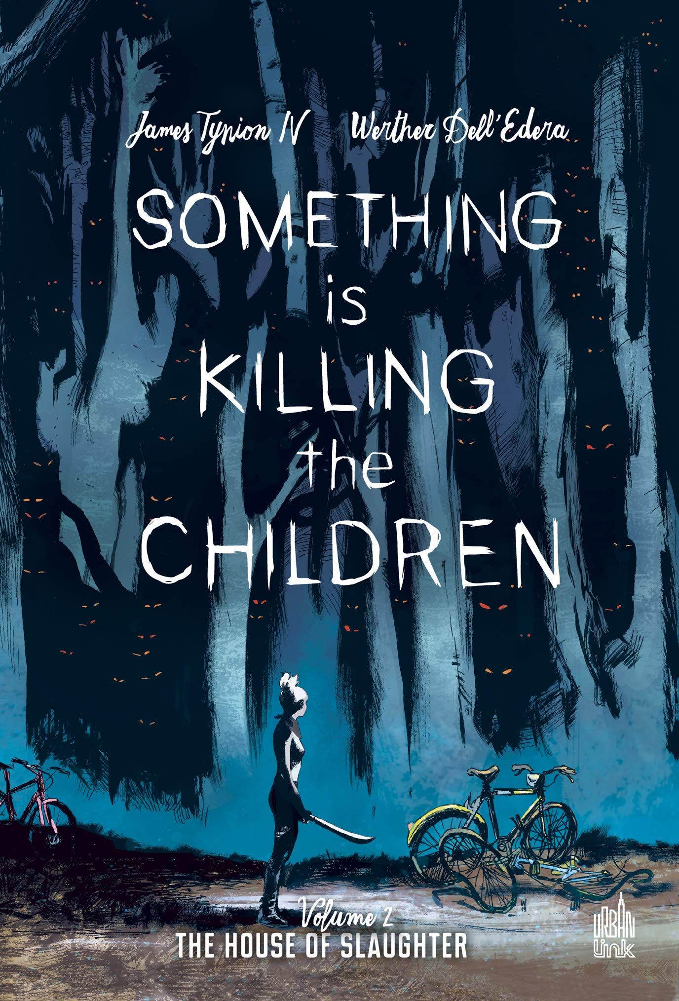 Something Is Killing The Children  2 - The house of slaughter