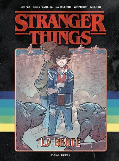 Stranger things 1 - Stranger Things - La Brute