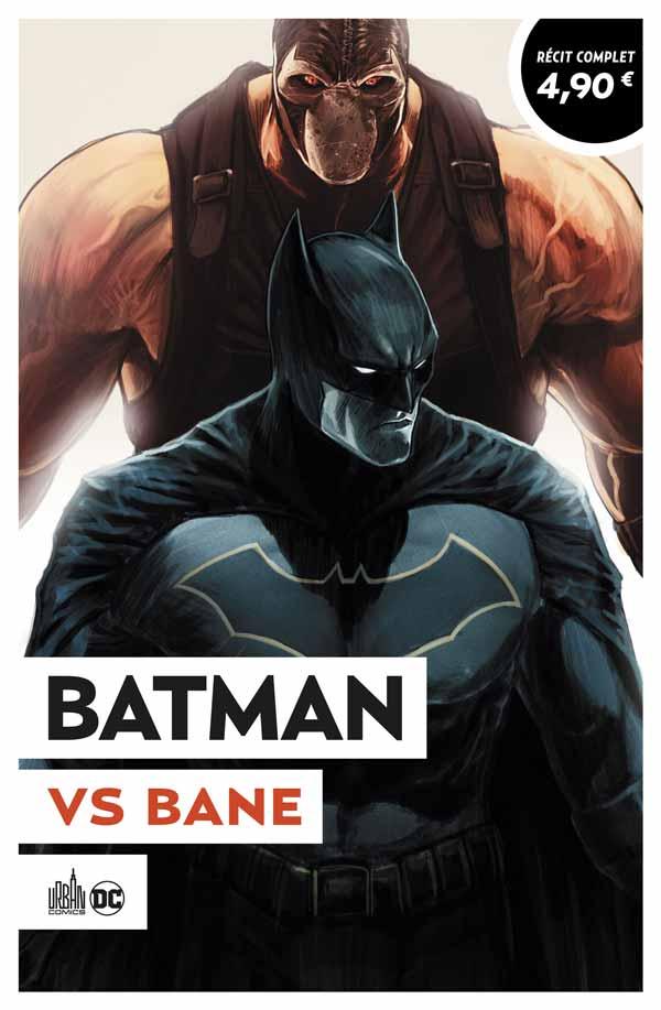 Le meilleur de DC Comics - opération d'été 2021 1 - Batman vs. Bane