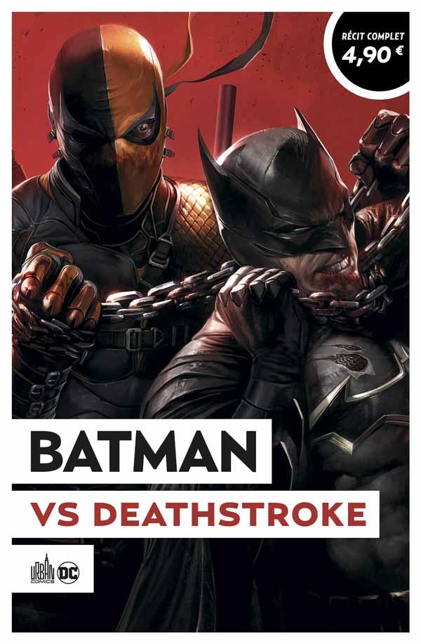 Le meilleur de DC Comics - opération d'été 2021 2 - Batman vs. Deathstroke