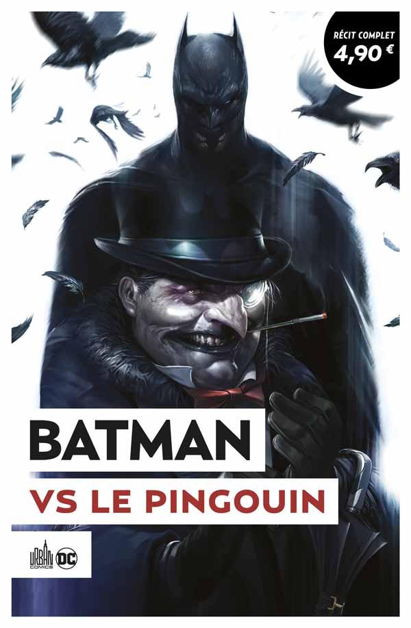 Le meilleur de DC Comics - opération d'été 2021 3 - Batman vs. Le Pingouin