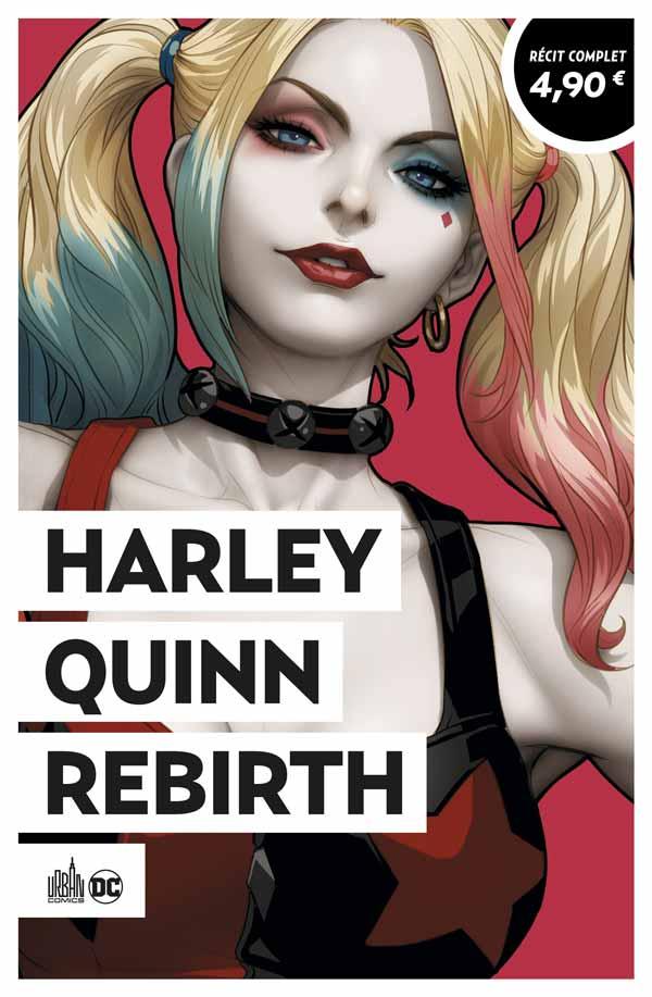 Le meilleur de DC Comics - opération d'été 2021 6 - Harley Quinn Rebirth