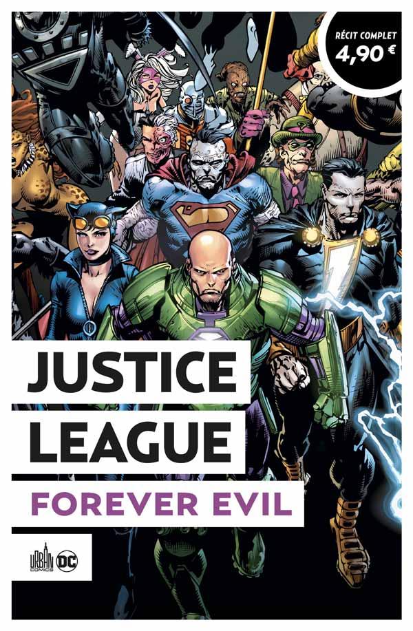 Le meilleur de DC Comics - opération d'été 2021 8 - Justice League : Forever Evil