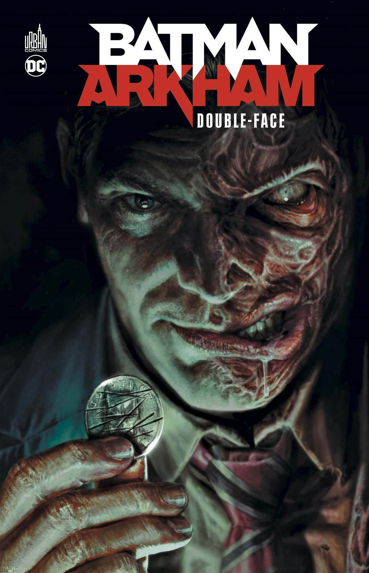 Batman Arkham - Double-face 1