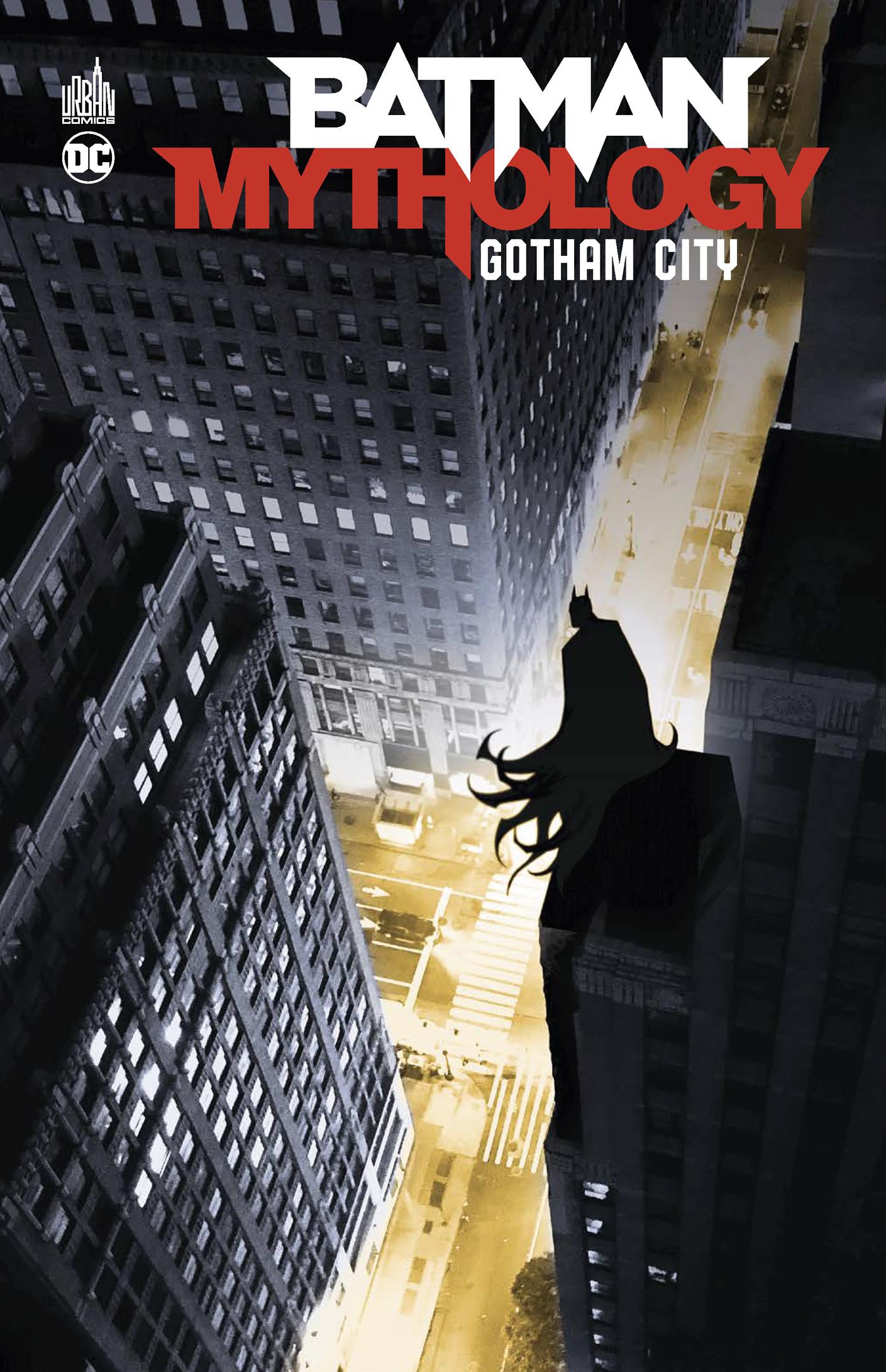Batman Mythology - Gotham City 1