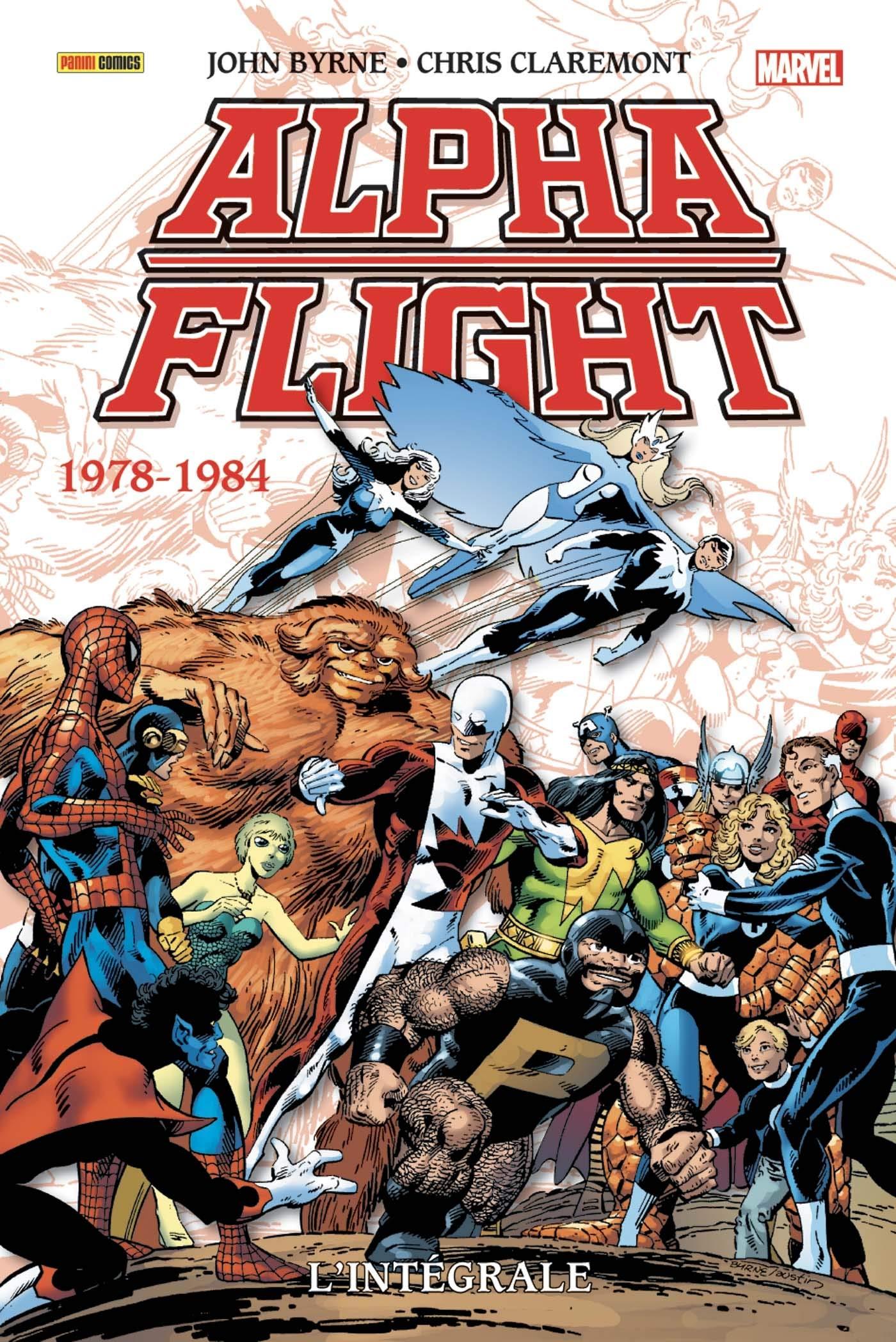Alpha Flight 1978 - 1978-1984