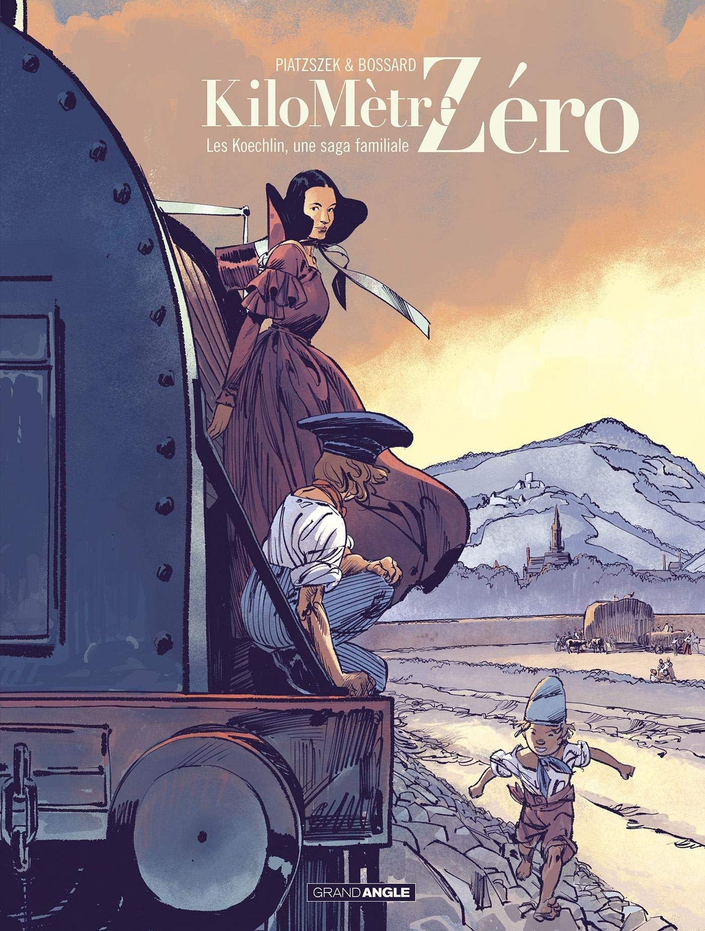 Kilomètre Zéro 2 - Les Koechlin, une saga familiale