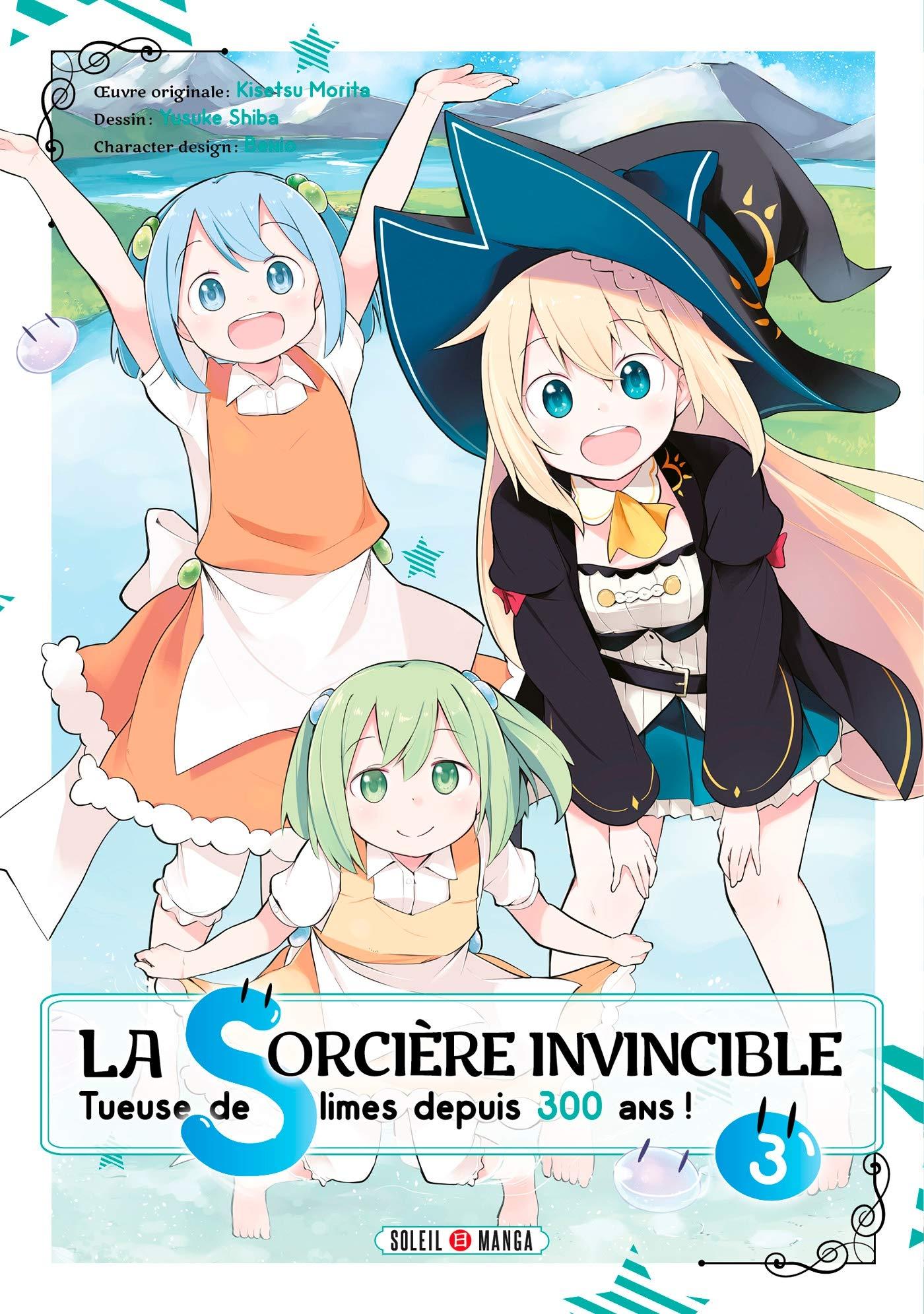La Sorcière Invincible 3