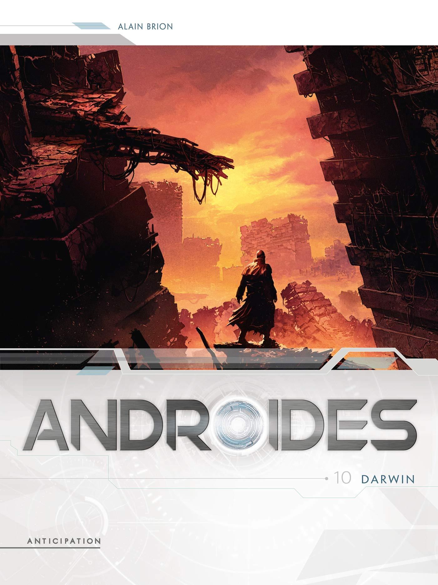 Androïdes 10 - Darwin