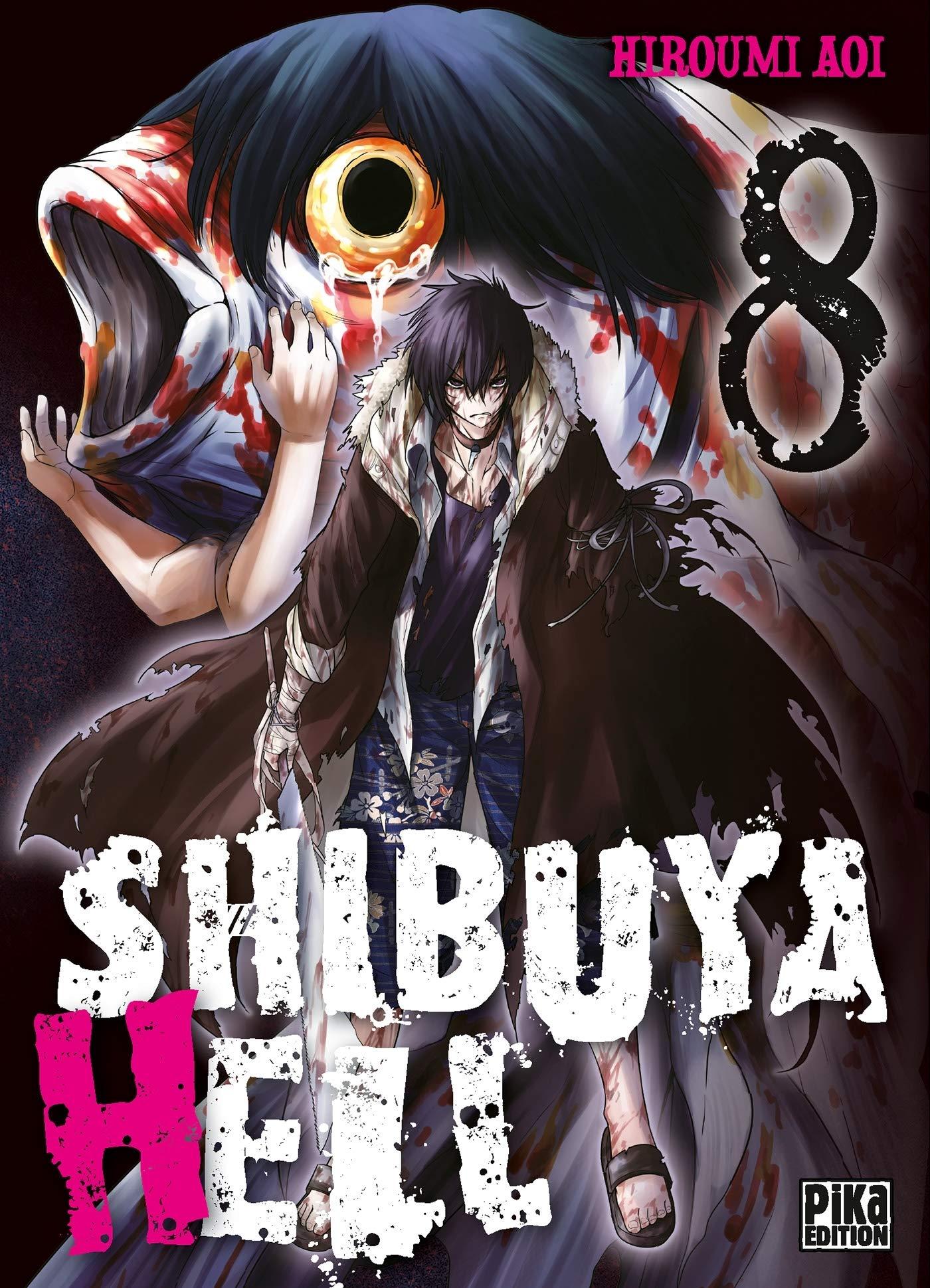 Shibuya Hell 8