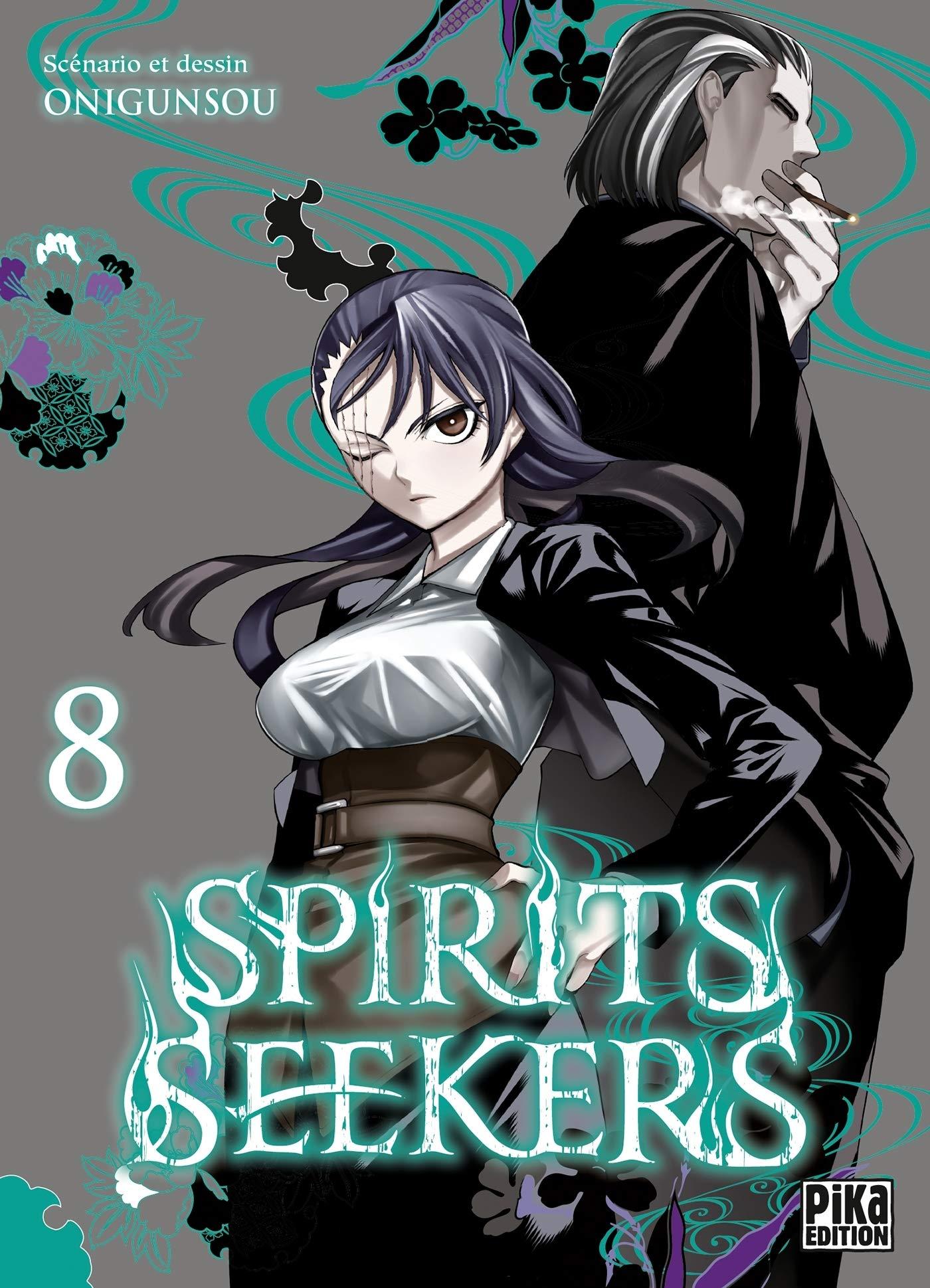 Spirits seekers 8
