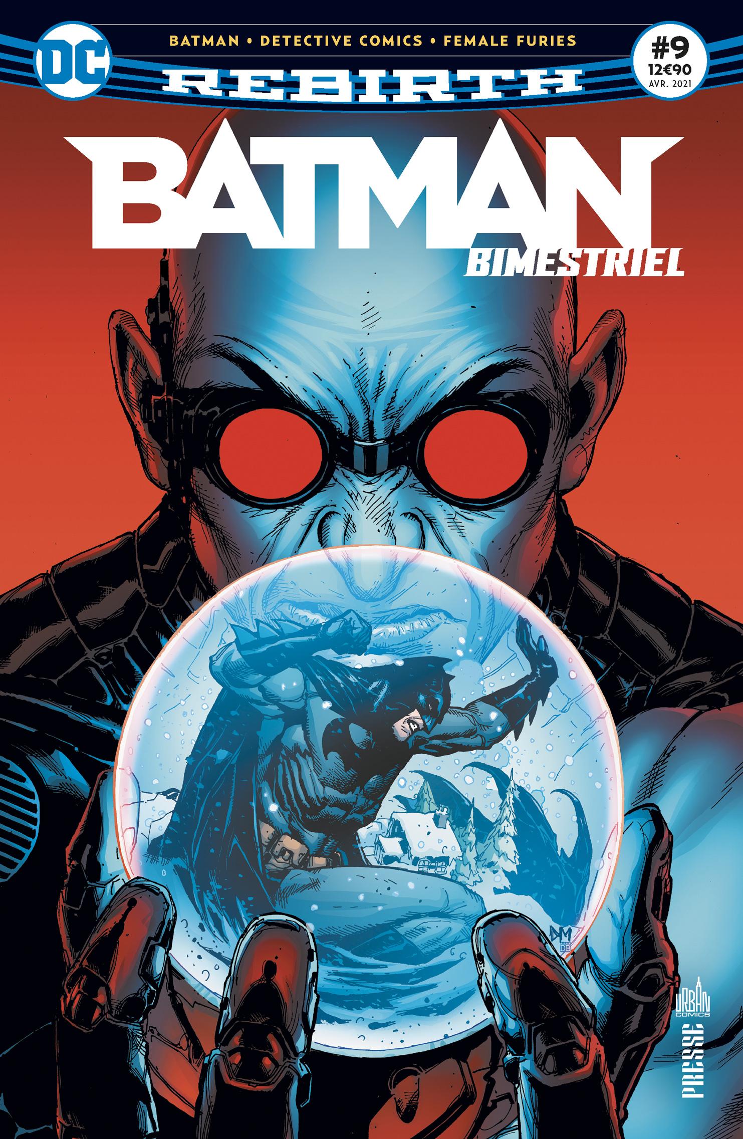 Batman bimestriel 9