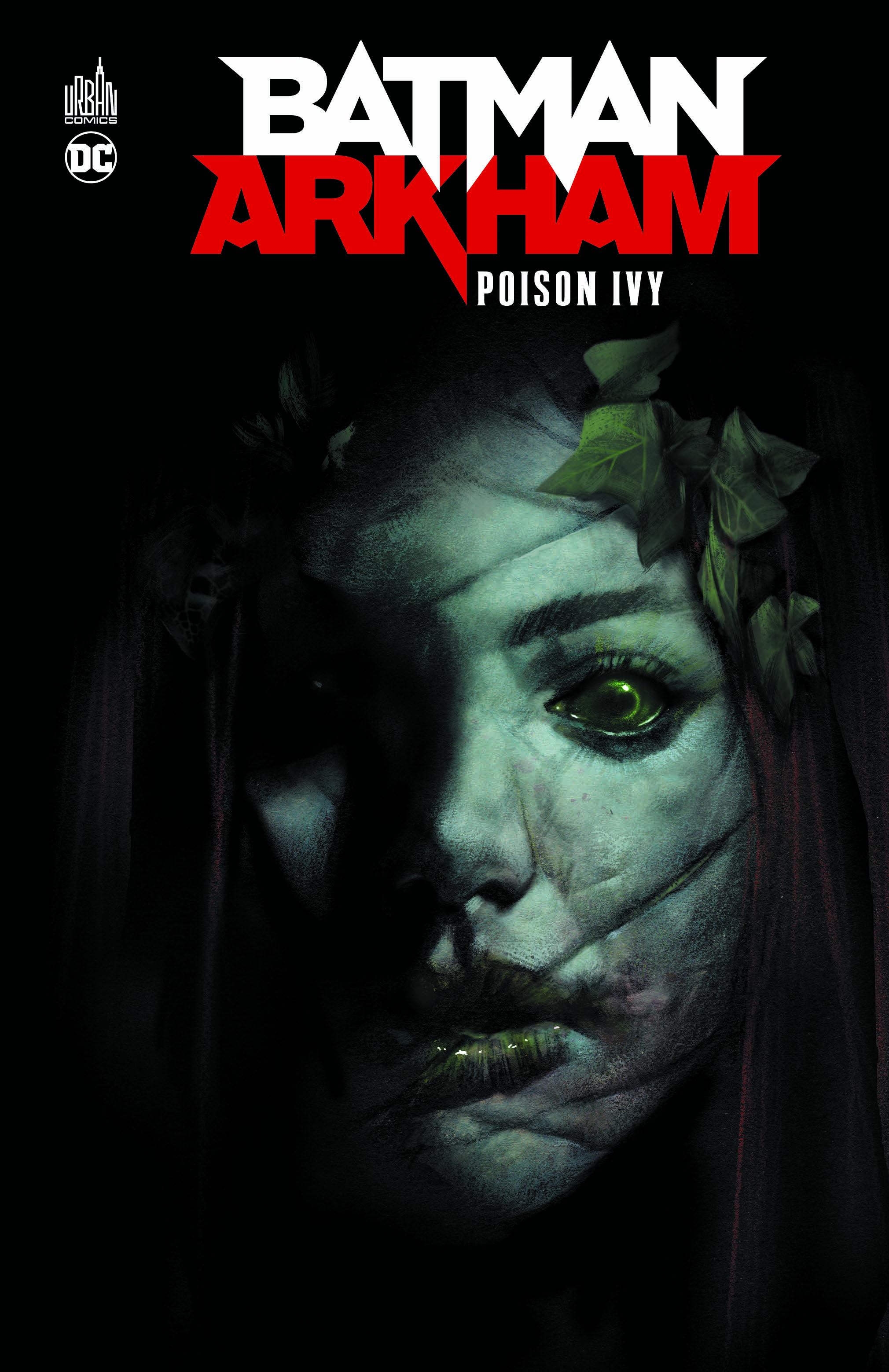 Batman Arkham - Poison Ivy 1