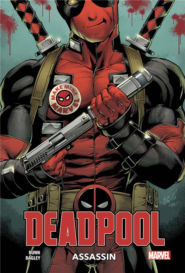 Deadpool - Assassin 1