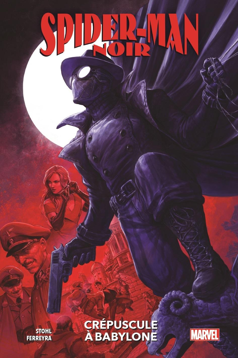 Spider-man Noir 1 - Crépuscule à Babylone