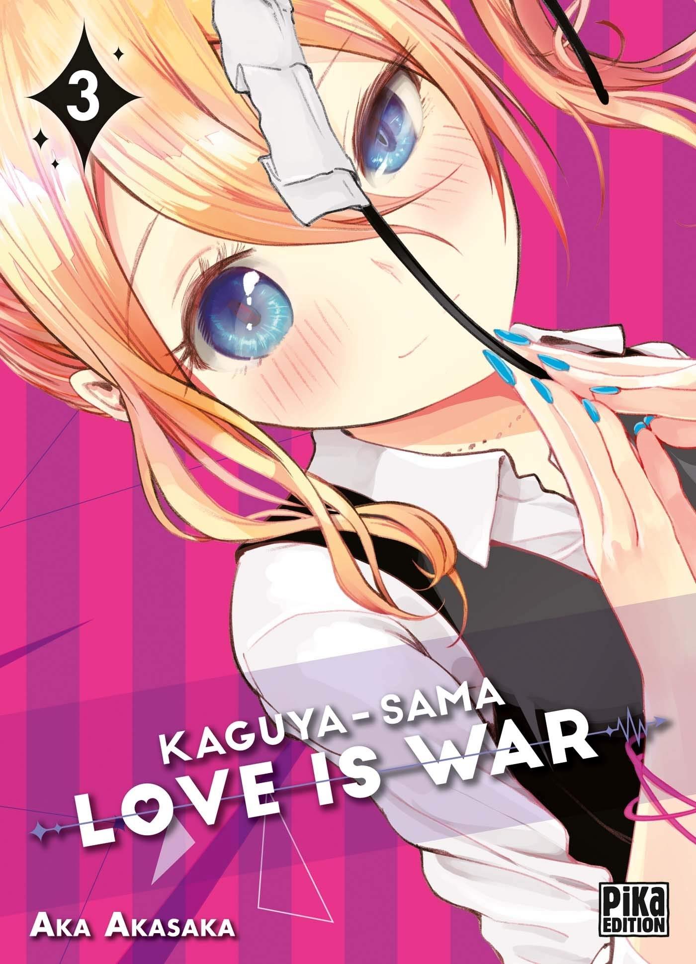 Kaguya-sama : Love Is War 3