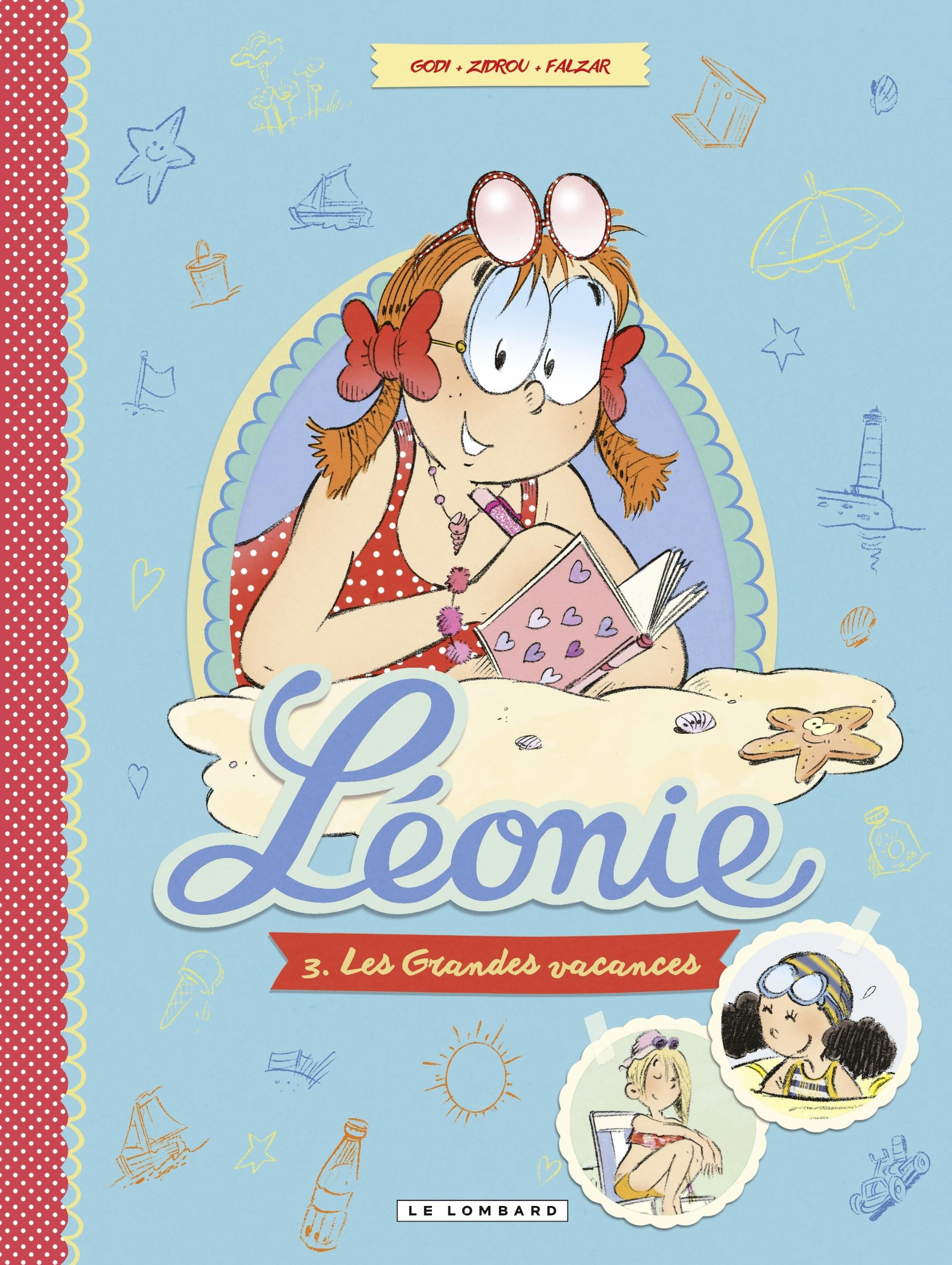 Léonie 3 - Les grandes vacances