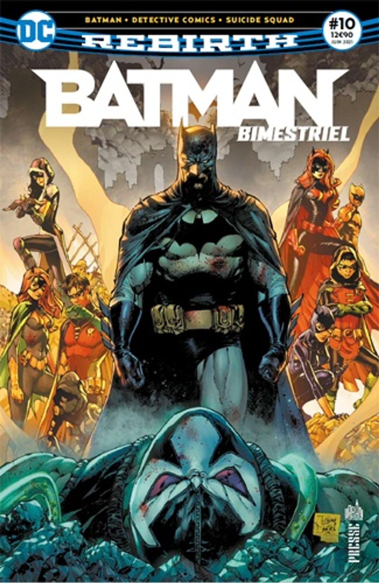Batman bimestriel 10 - Batman bimestriel 10