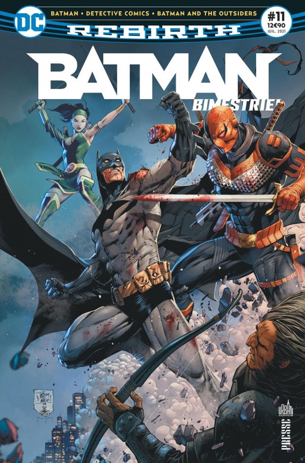 Batman bimestriel 11 - Batman bimestriel 11