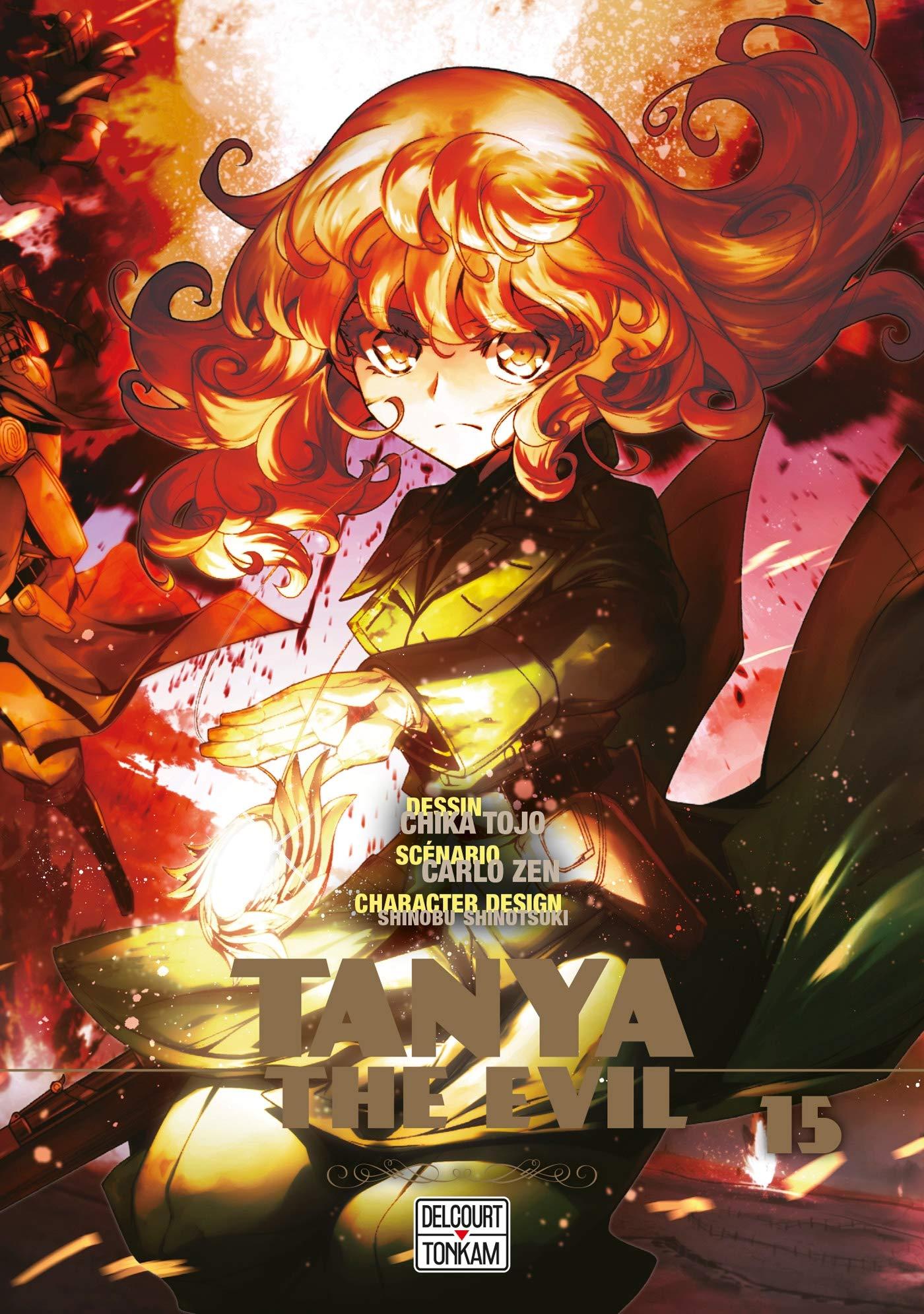 Tanya The Evil 15