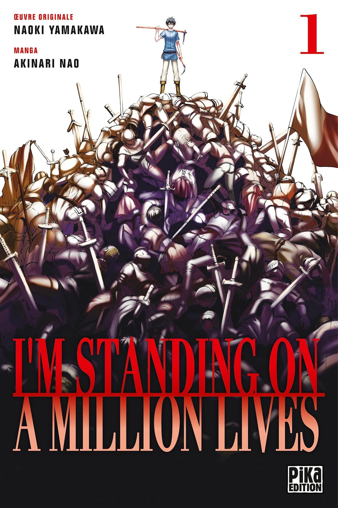 I'm standing on a million lives 1