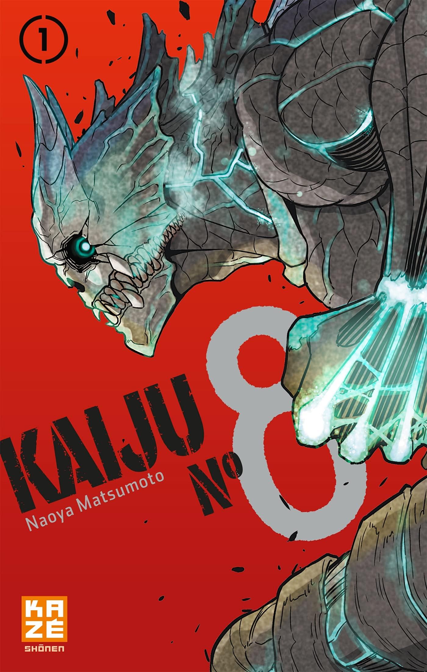 Kaiju No. 8 1