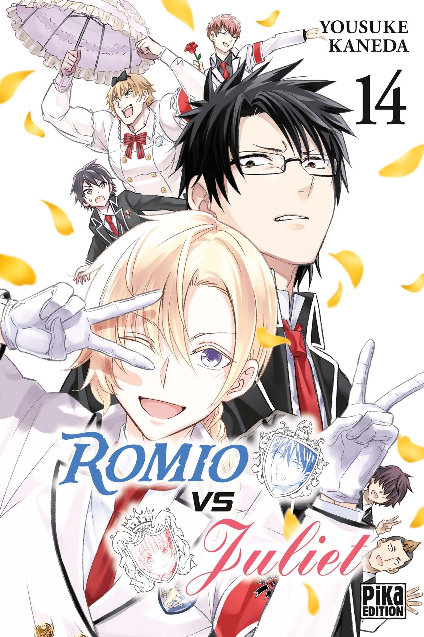 Romio vs Juliet 14