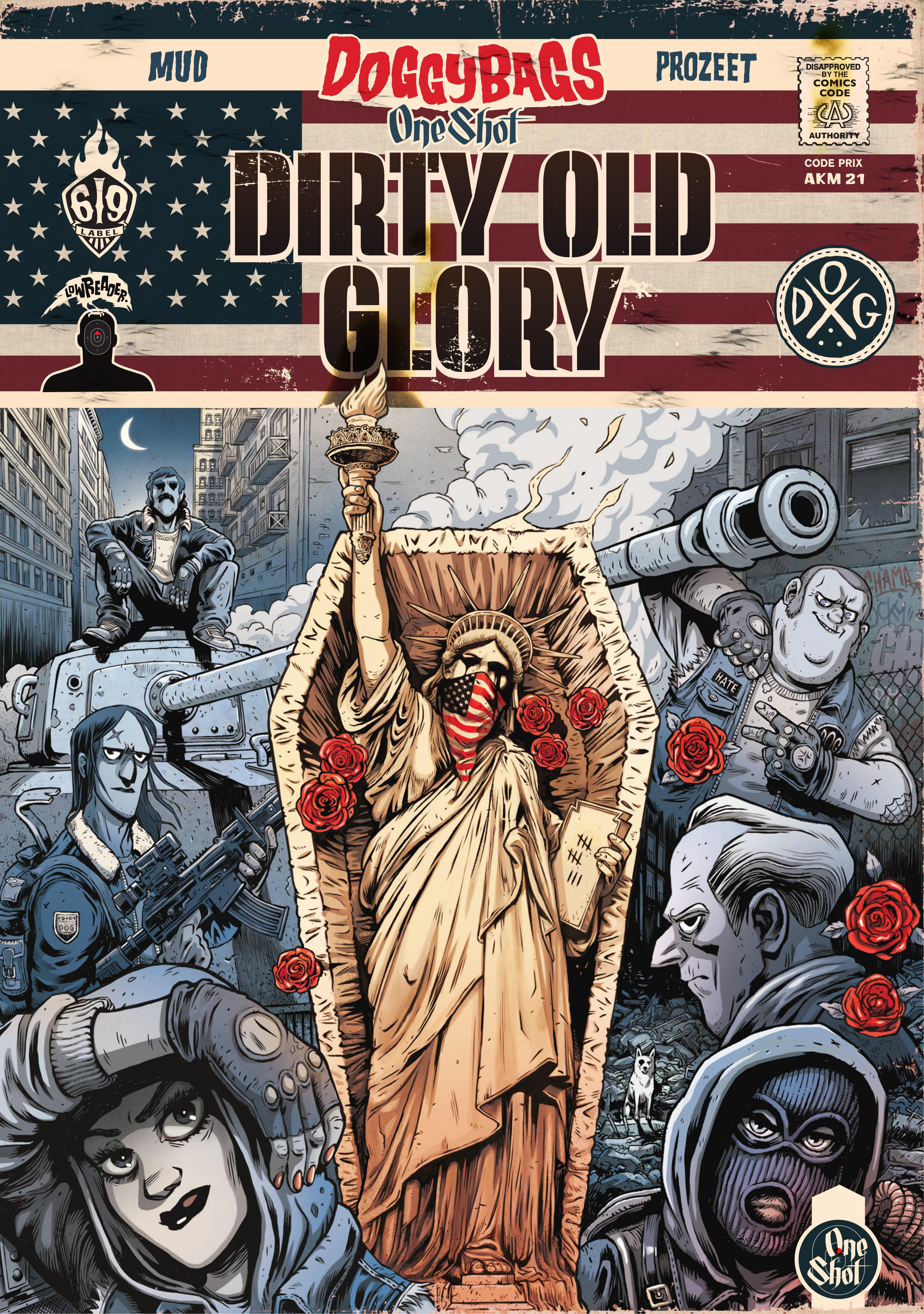 Doggybags One-Shot 4 - Dirty Old Glory