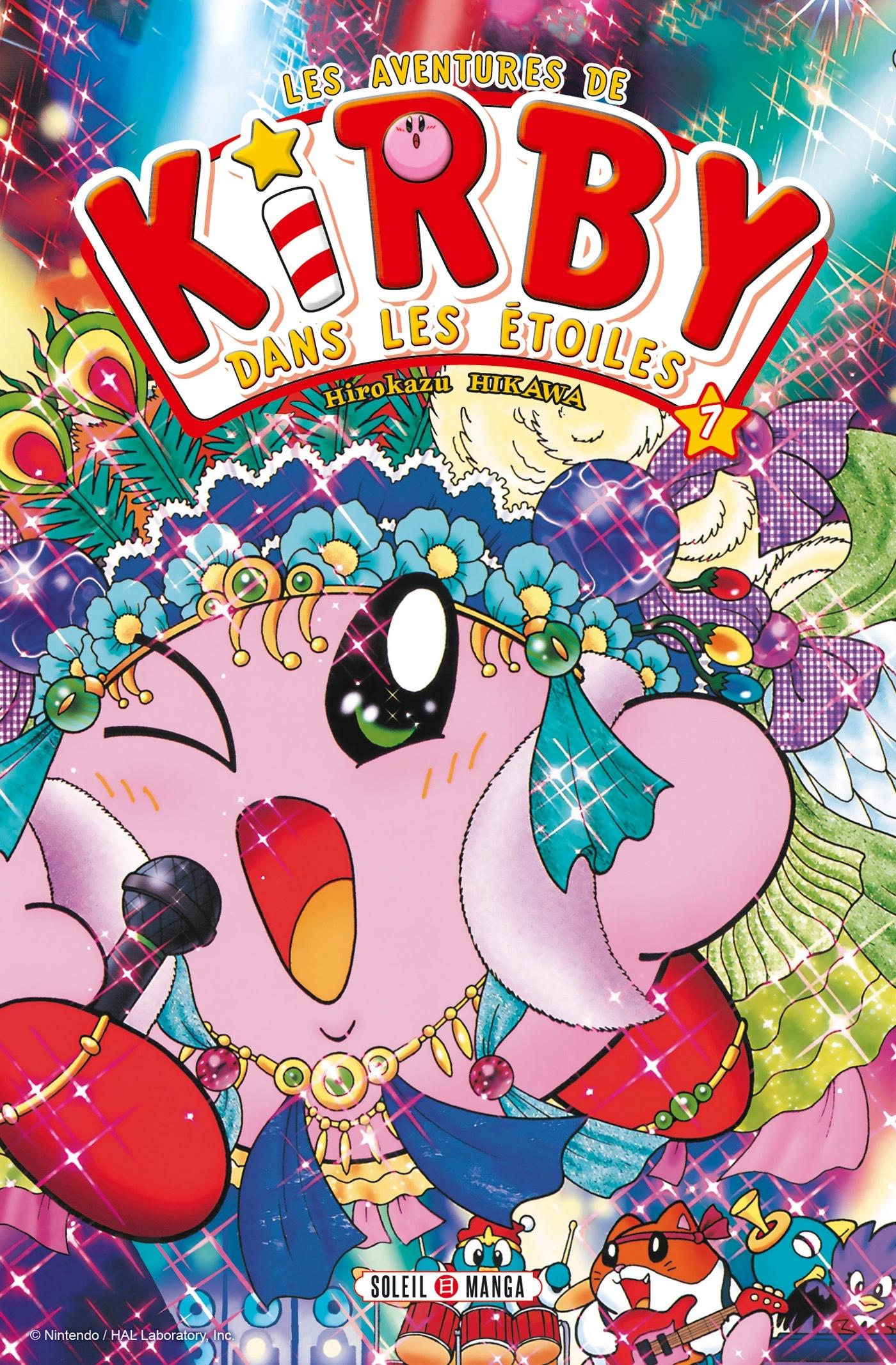 Les Aventures de Kirby dans les Étoiles 7