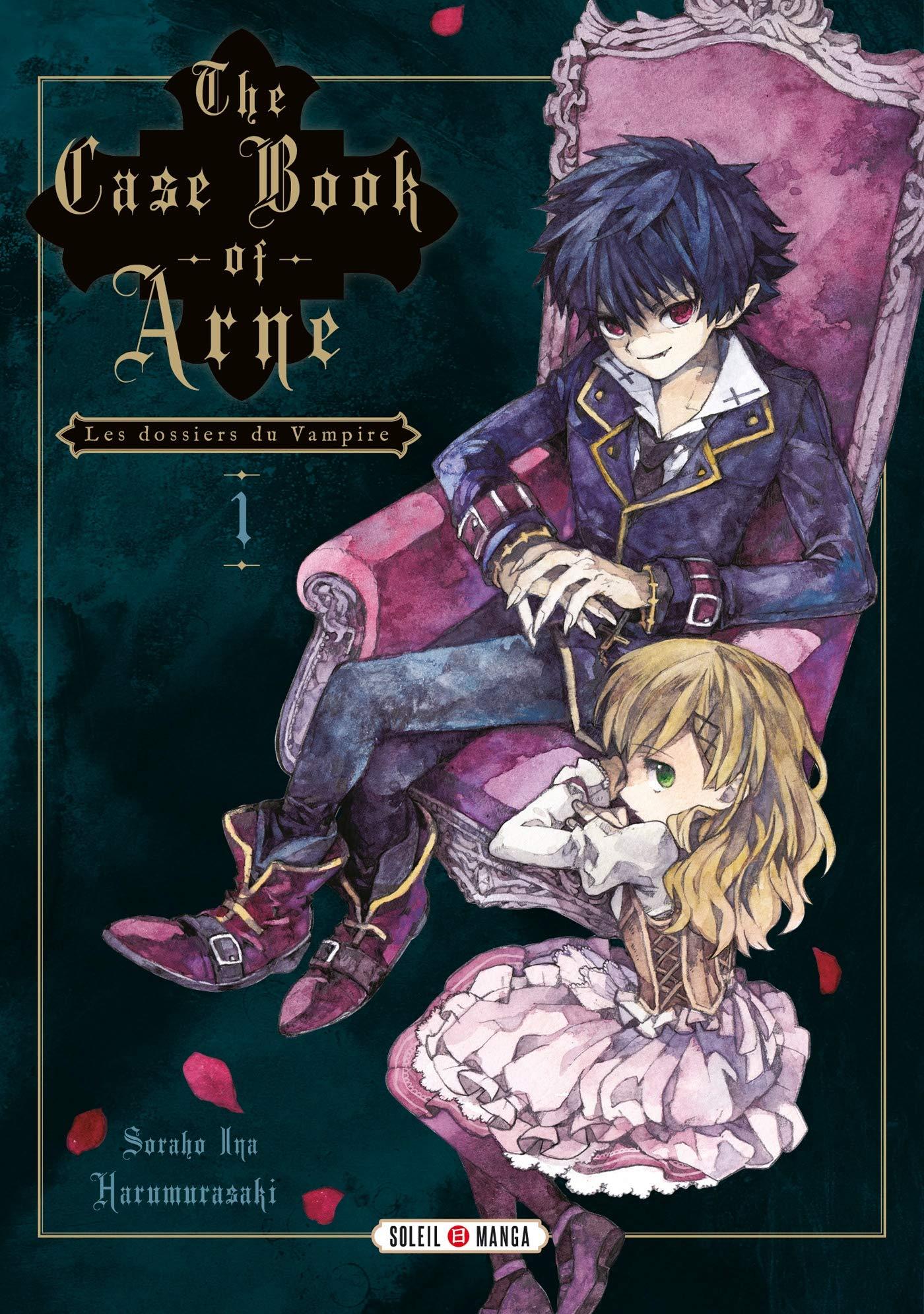 The Case Book of Arne - Les Dossiers du Vampire 1