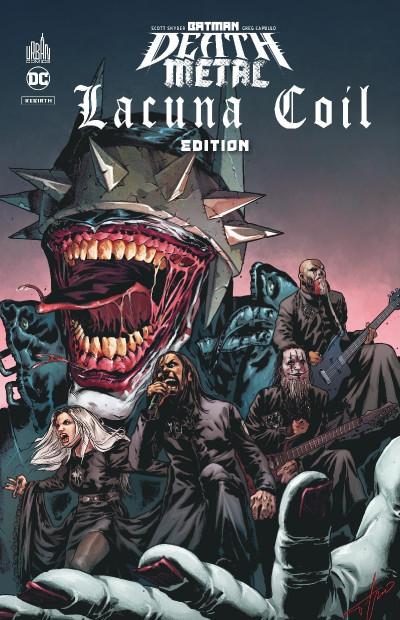 Batman - Death Metal 3 - lacuna coil édition