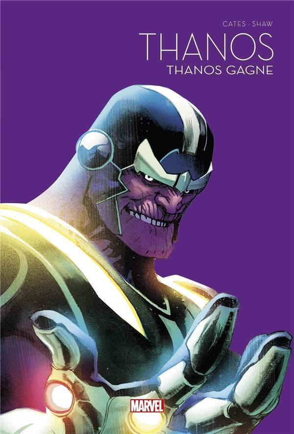 Le printemps des comics 2021 6 - Thanos gagne