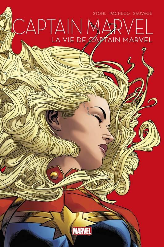 Le printemps des comics 2021 8 - CAPTAIN MARVEL - LA VIE DE CAPTAIN MARVEL