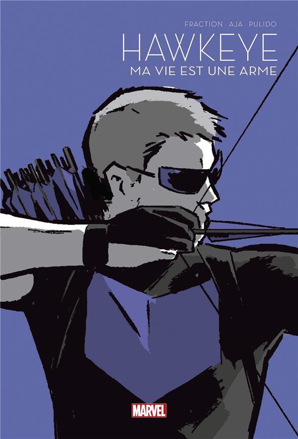 Le printemps des comics 2021 9 - HAWKEYE – MA VIE EST UNE ARME