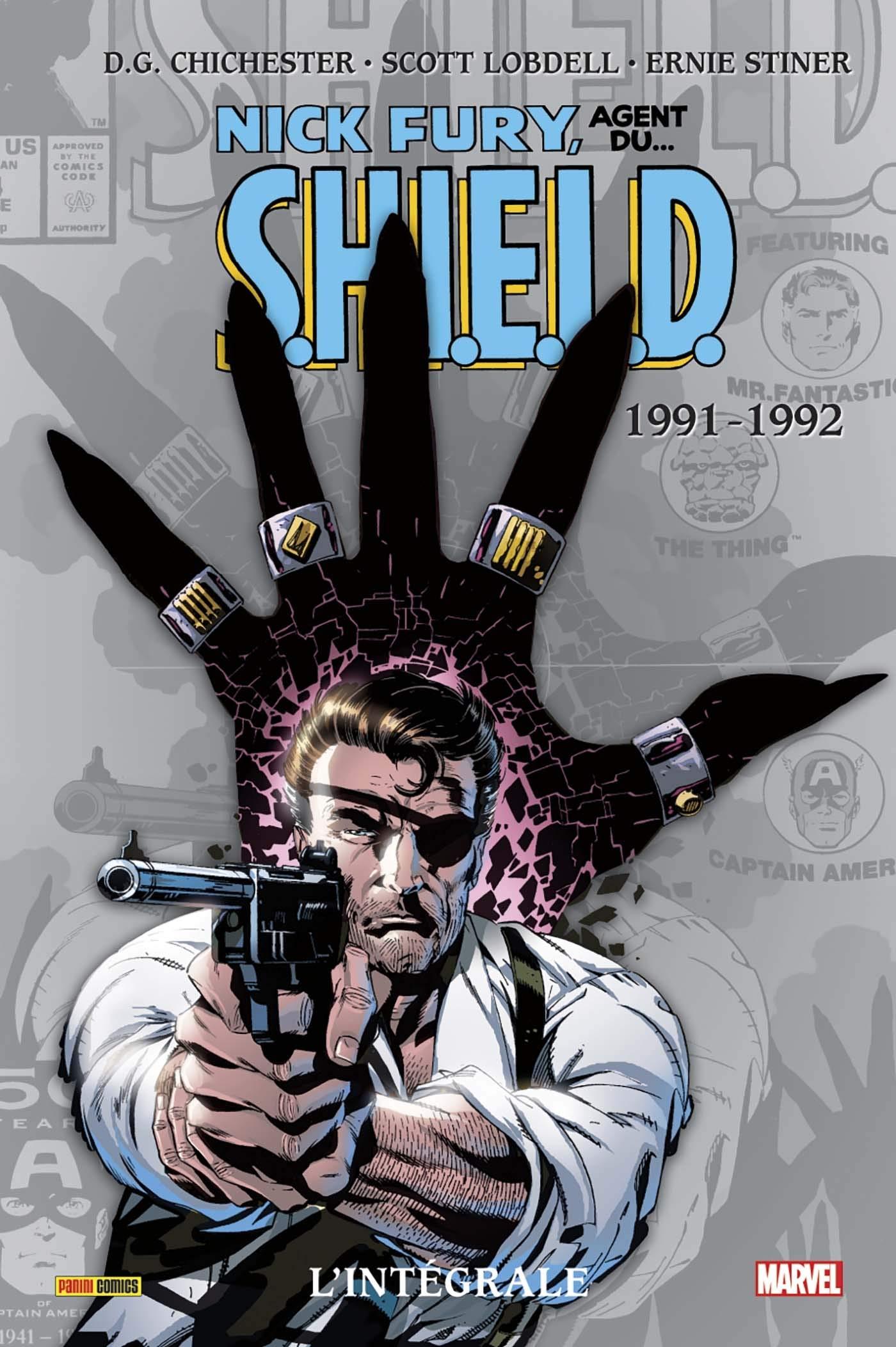 Nick Fury 1991 - 1991-1992