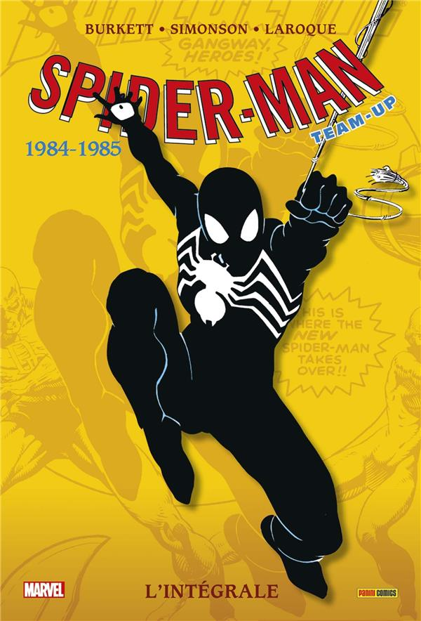 Spider-Man - Team-Up 1984 - 1984-1985