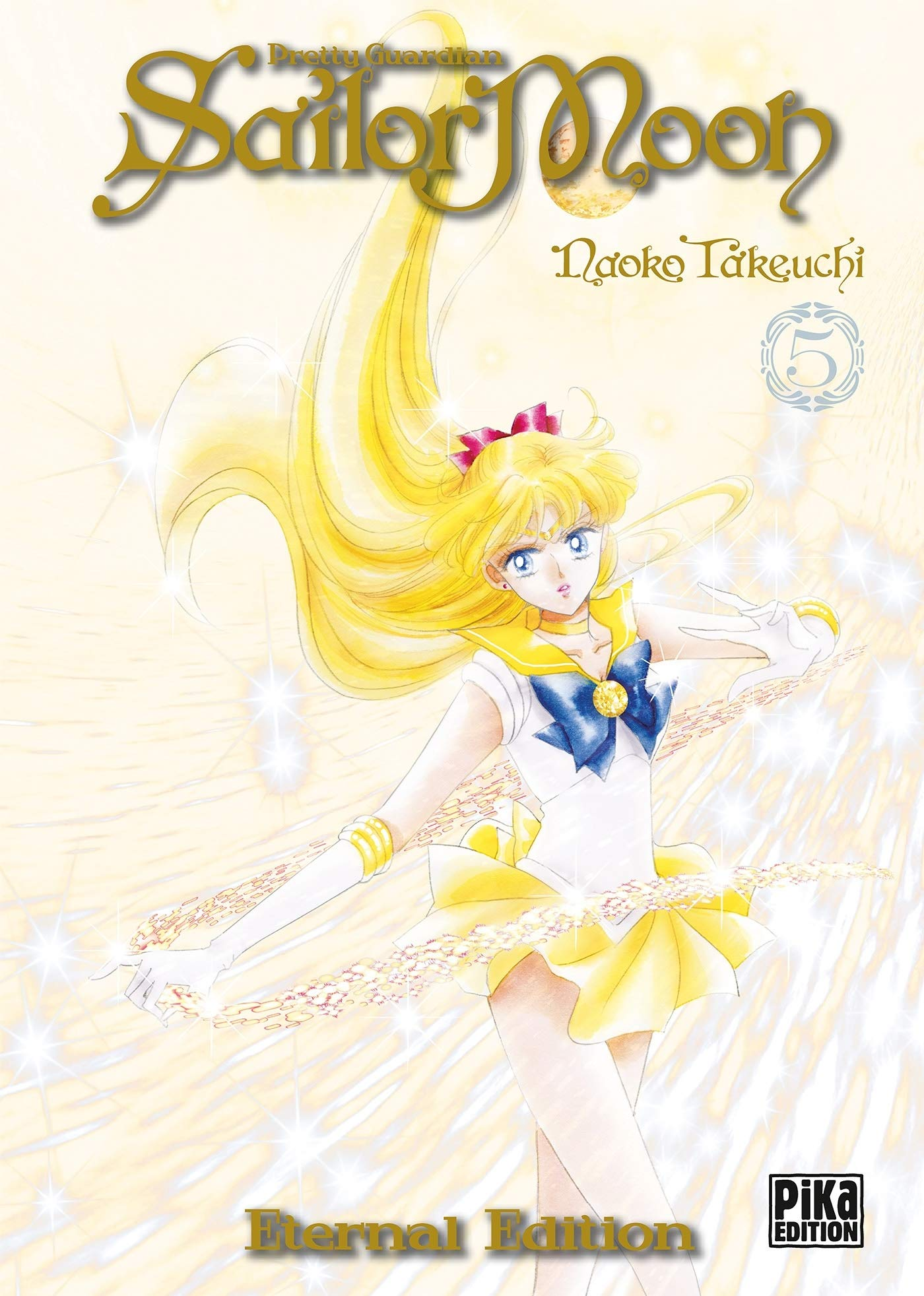 Pretty Guardian Sailor Moon 5