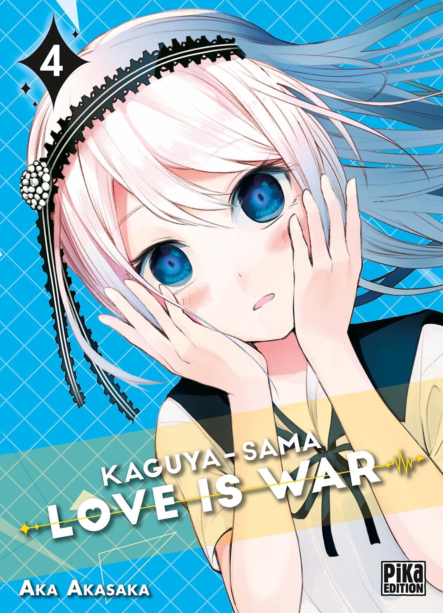 Kaguya-sama : Love Is War 4