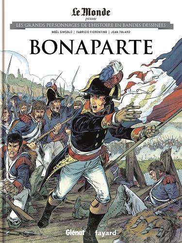 Les grands personnages de l'histoire en bandes dessinées 1 - Bonaparte
