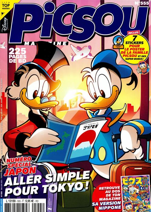 Picsou Magazine 555