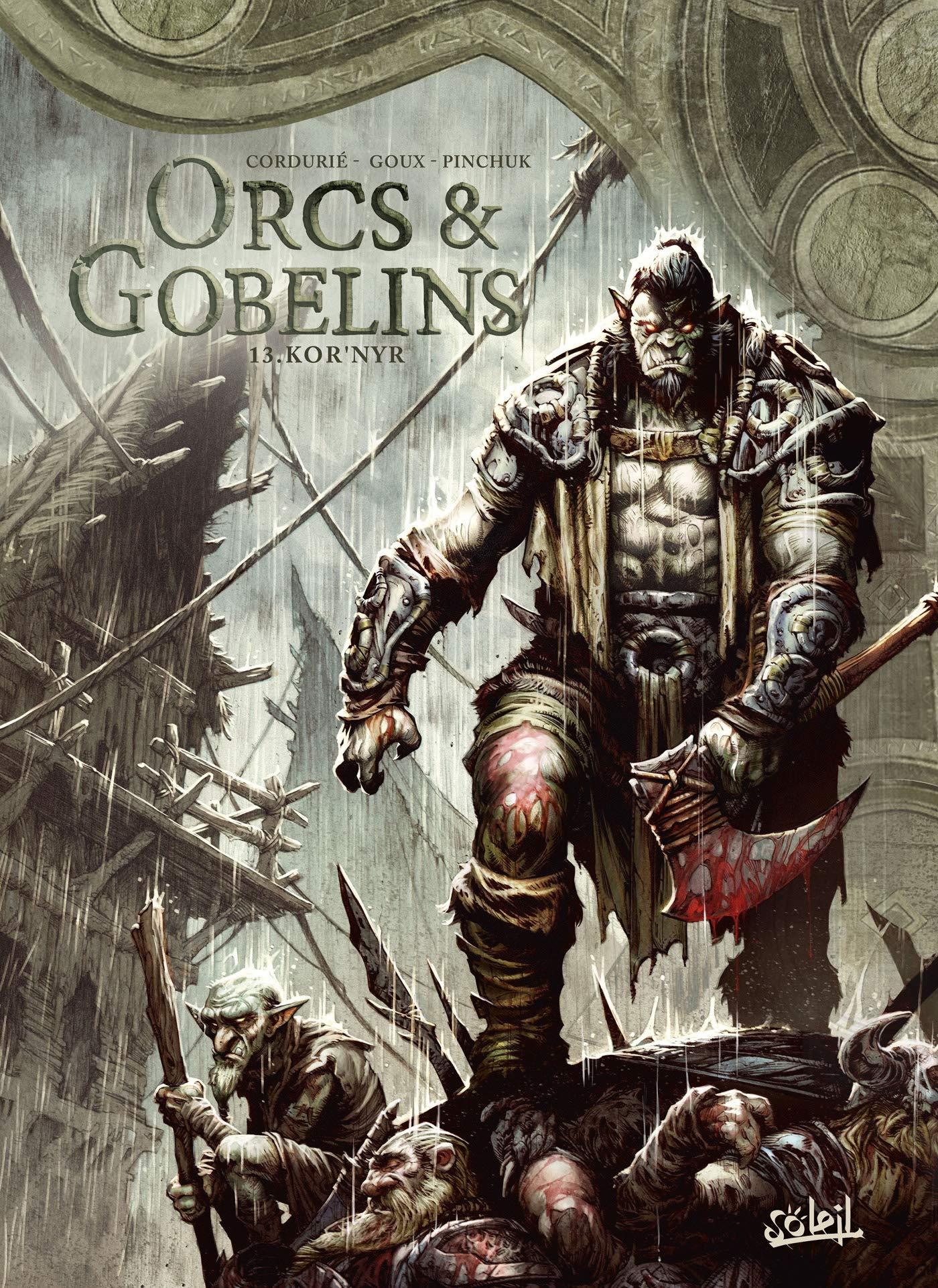 Orcs et Gobelins 13 - Kor'nyr