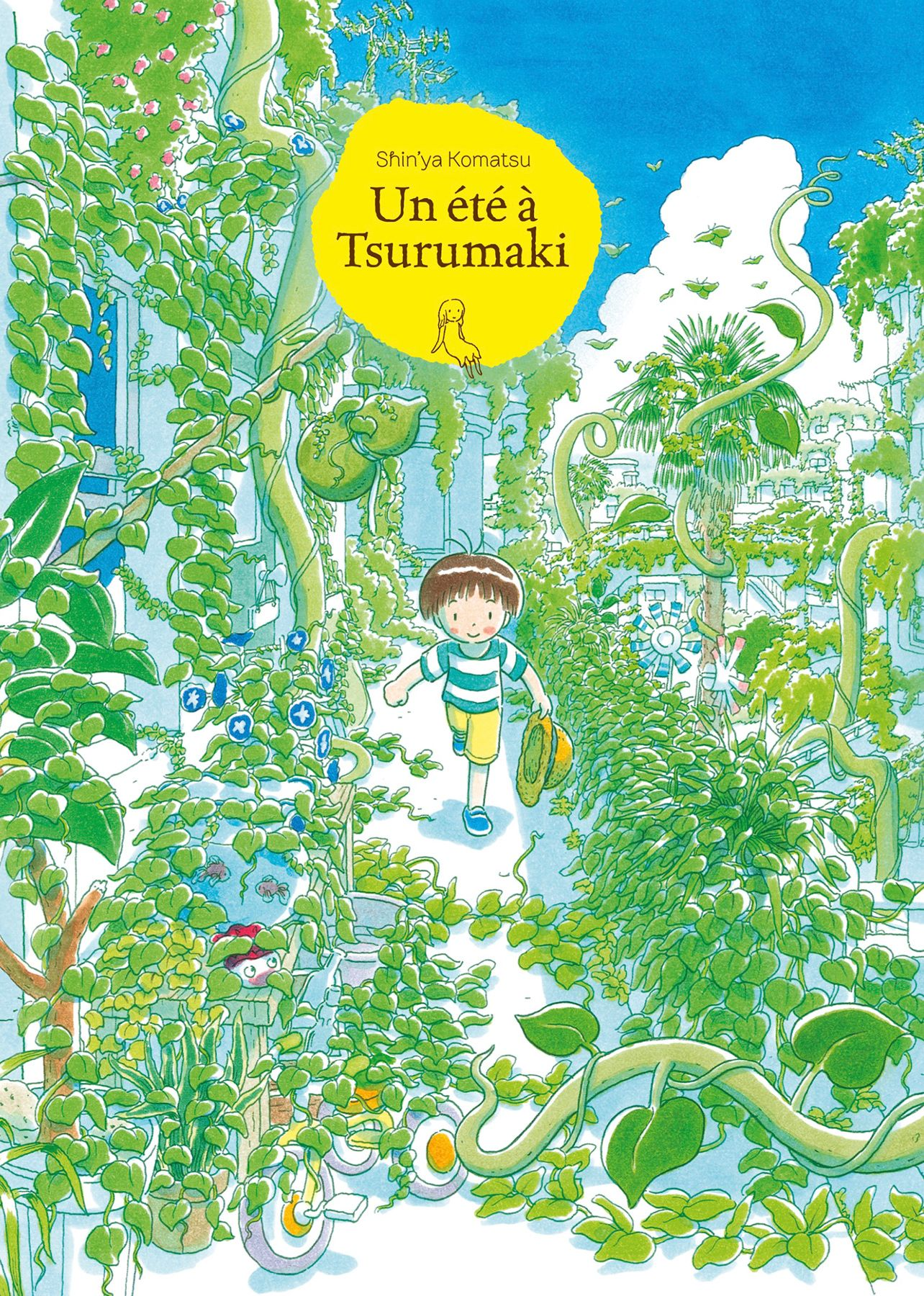Un été à Tsurumaki 1