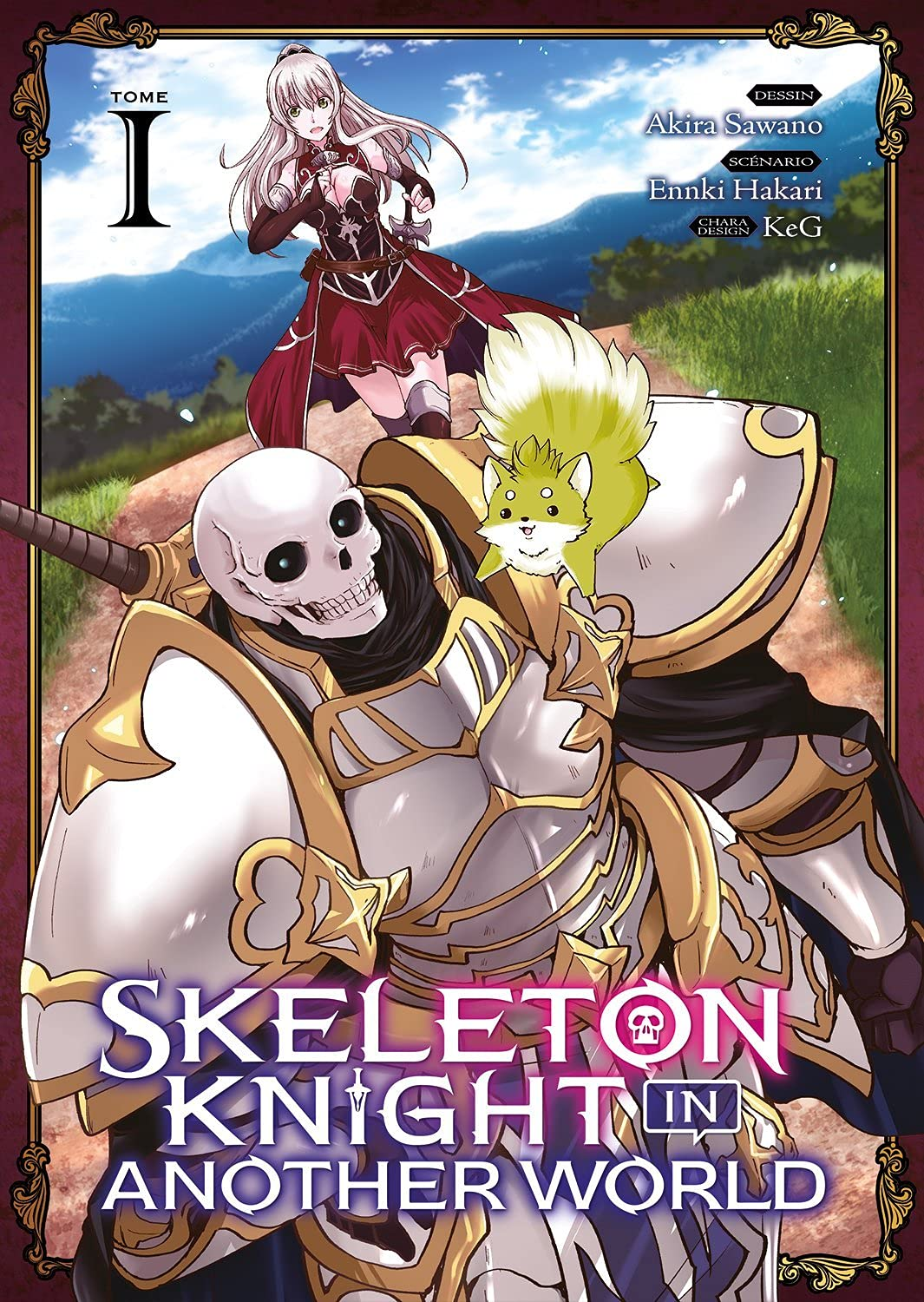 Skeleton Knight in Another World 1