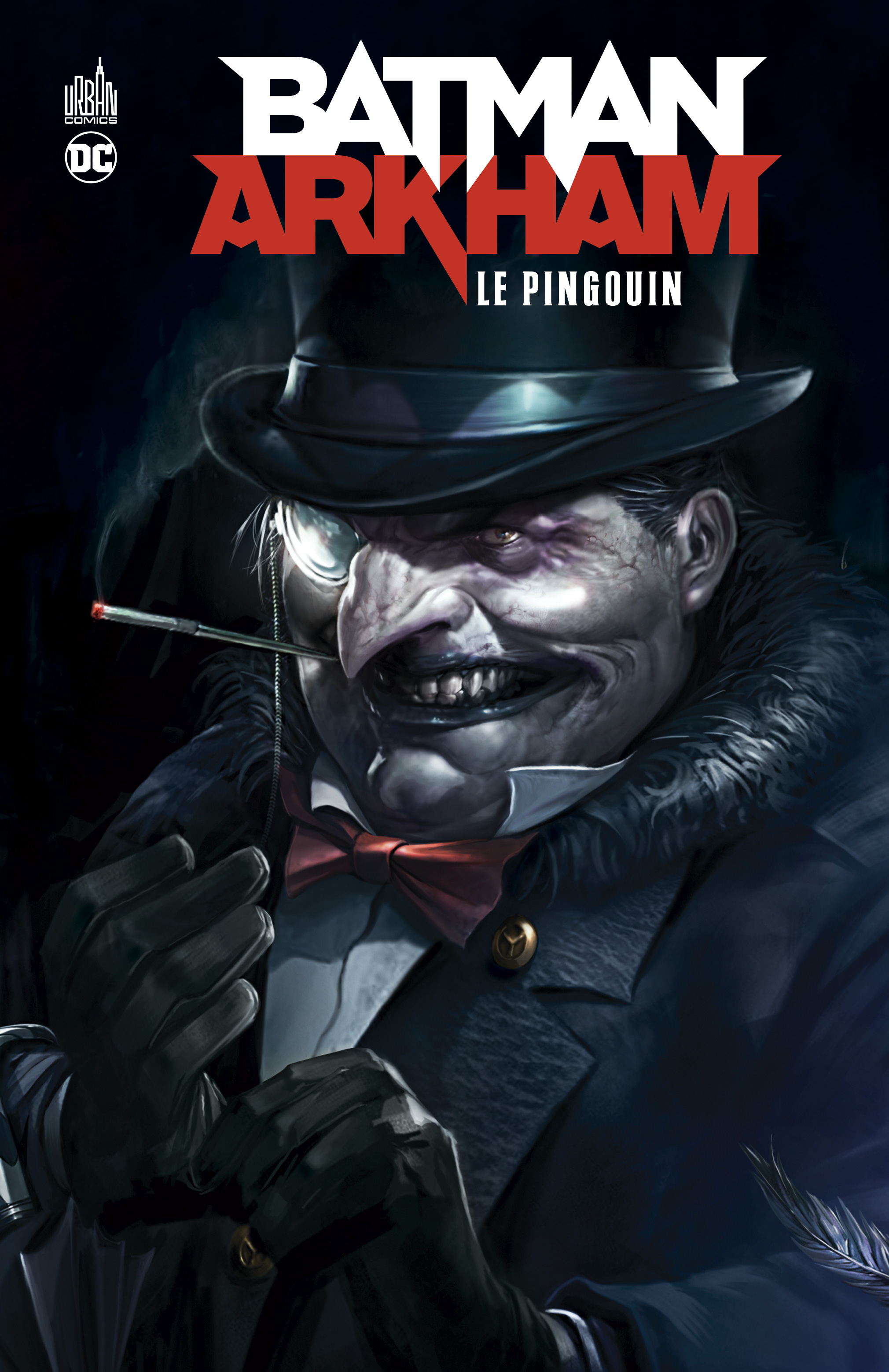Batman Arkham : le Pingouin 1